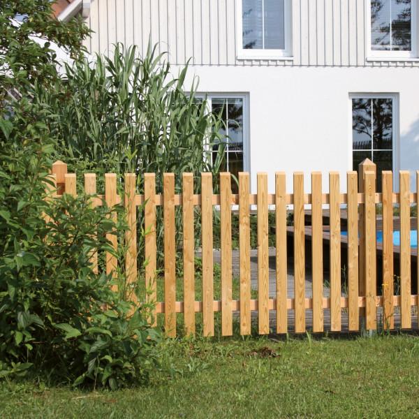 Gartenzaun Element sib.Lärche 200x80cm