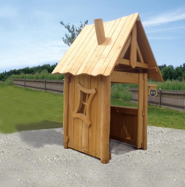 "Spielhaus ""Filio"" Robinien Holz EN 1176"