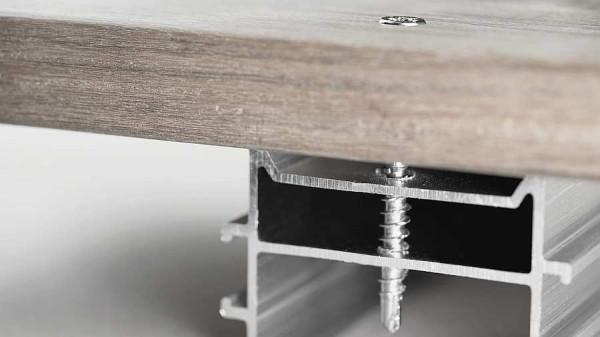 Schraube Profila 5,5x60 A2 für Alu-UK