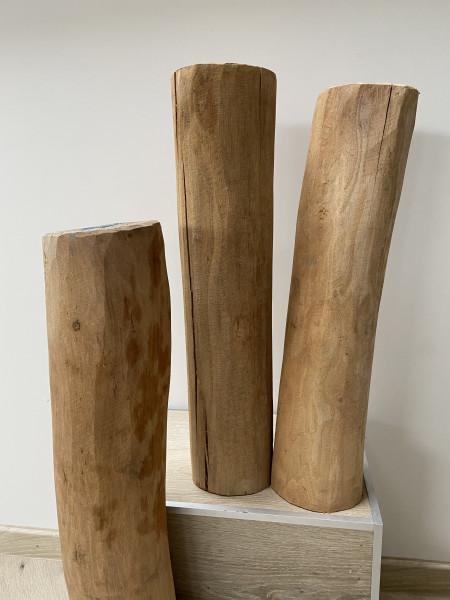Robinienstamm geschliffen 8-12, 40-60cm