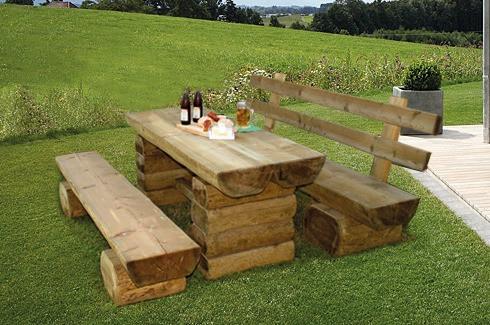 Alpenland Tisch 1,70 lg