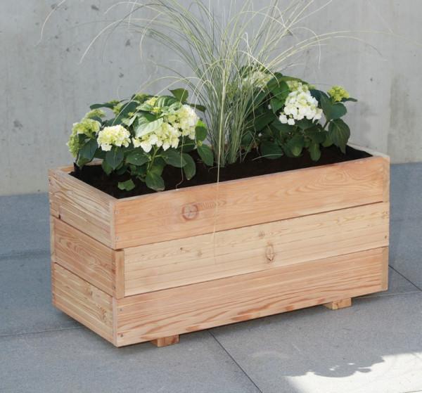 Lärchenblumenkasten 120x40cm