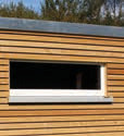 KUBUS Gartenhaus Fenster 95/40 cm