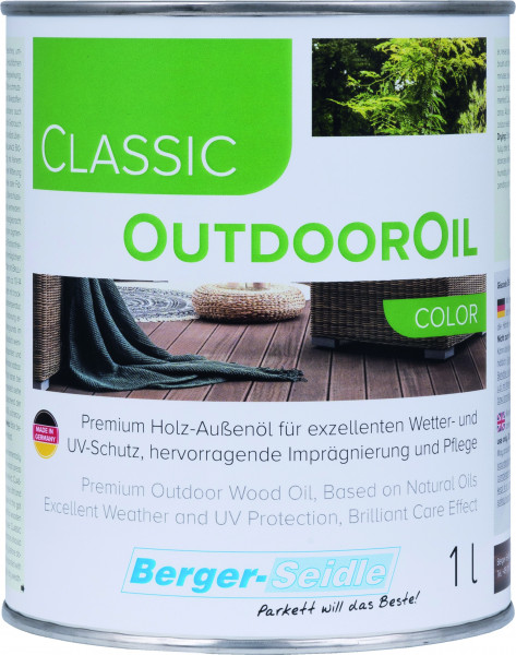 Outdoor Oil Holzpflegeöl