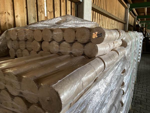 Lärchenholzbrikett 108 Pakete a 8 kg